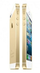 Posible nuevo iPhone color oro