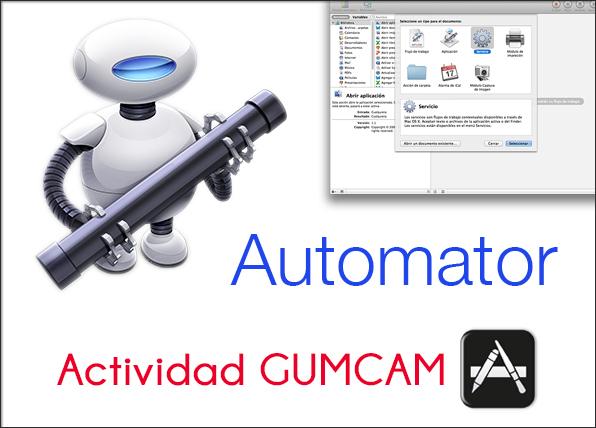 «1ª parte Automator». Video completo