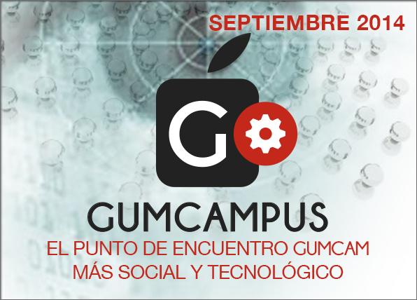 Actividad Gumcam: I Gumcampus – 27 de septiembre de 2014