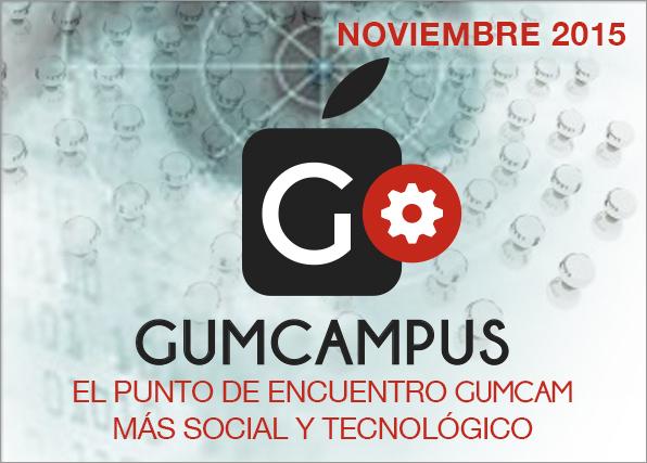 Actividad Gumcam: II Gumcampus – 28 de noviembre de 2015