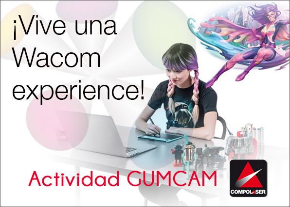 """Visita al Wacom Experience Center de Madrid"". Vídeo Completo"