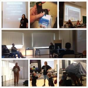 Collage de fotos de la campusmac