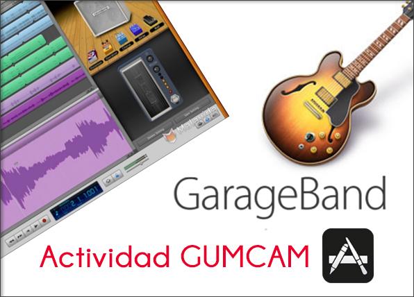 """GarageBand para todos"". Video completo"