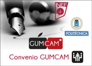 Firma convenio Gumcam-INEF/UPM