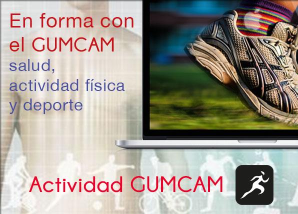 Actividad GUMCAM: Salud, actividad física y deporte – Sábado 31 de enero de 2015
