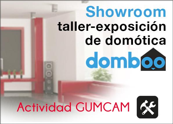 Actividad Gumcam: Showroom Domboo y comida de Navidad