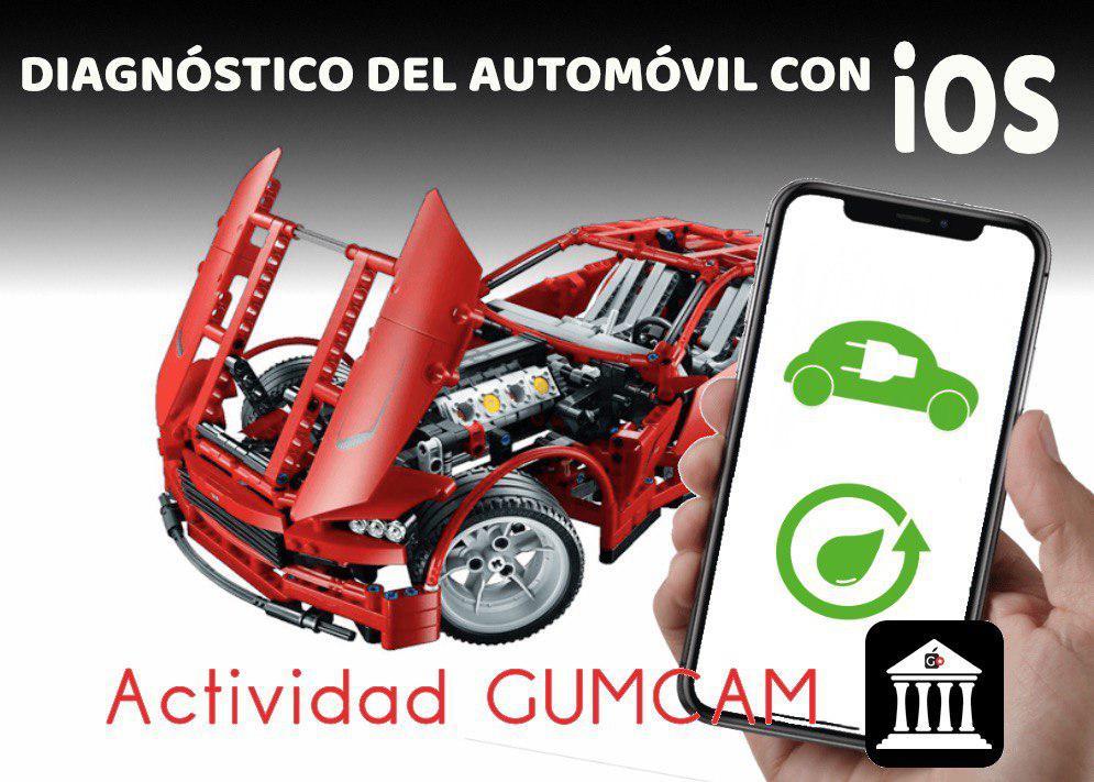 Actividad Gumcam – Diagnóstico del automóvil con iOS