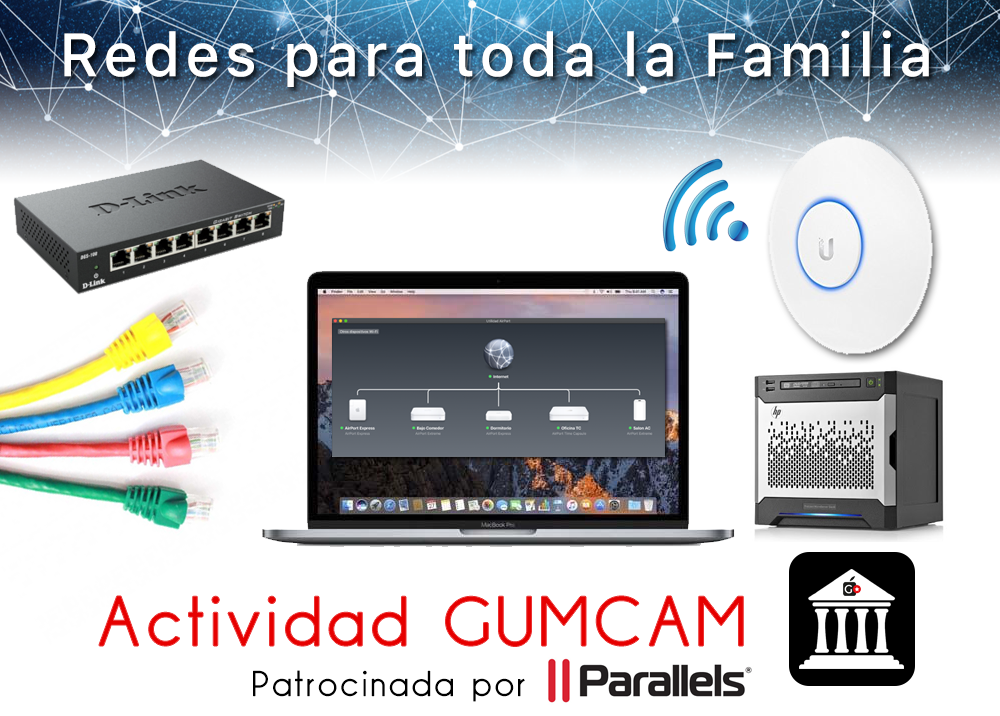 Redes para toda la familia