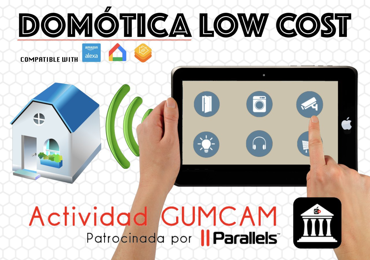 """""""Domótica Lowcost"""""""