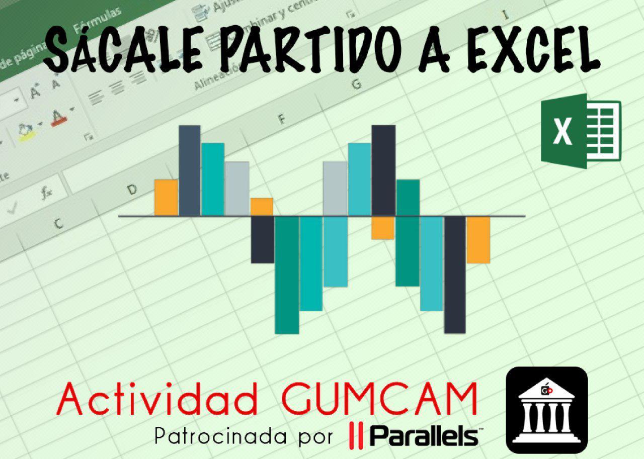 Actividad Gumcam – Sácale partido a Excel