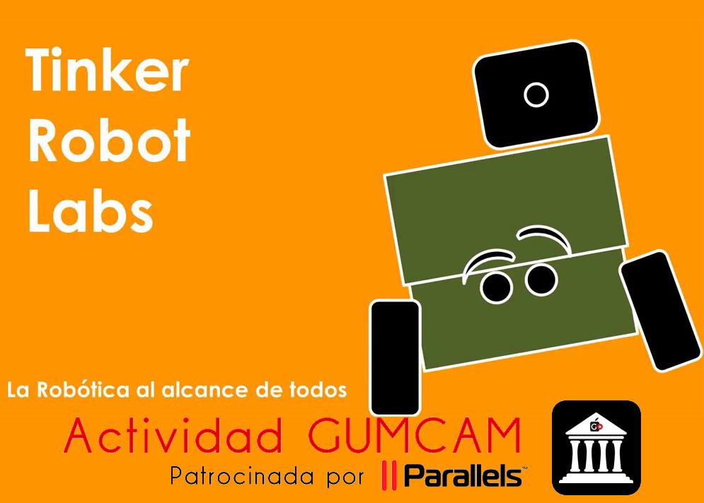 Construimos un robot con Tinker Robot Labs