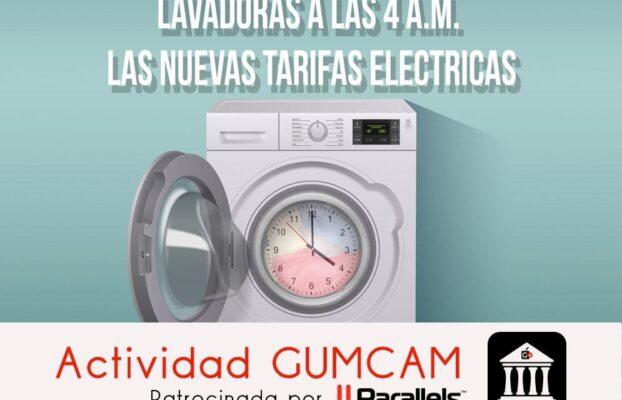 Lavadoras a las 4 a.m. Las nuevas tarifas eléctricas