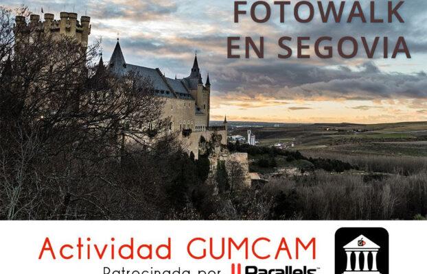 Photowalk en Segovia